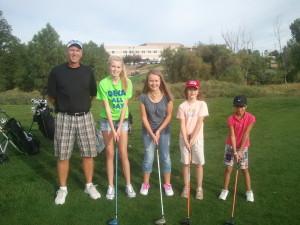 Girls Golf of Centennial 2011