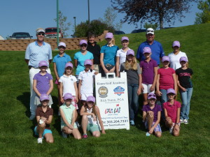 Girls Golf of Centennial 2012