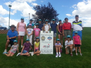 Girls Golf of Centennial 2013
